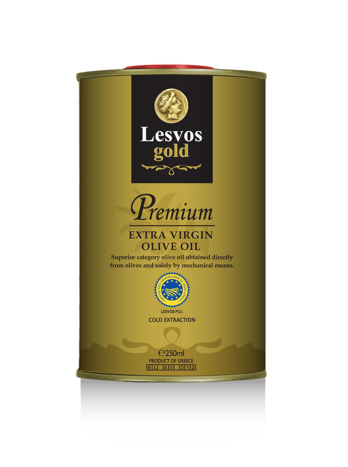 Premium Extra Virgin Olive Oil 250 ml (tin)