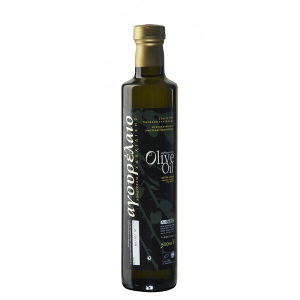 Organic early Harvest olive oil 500ml