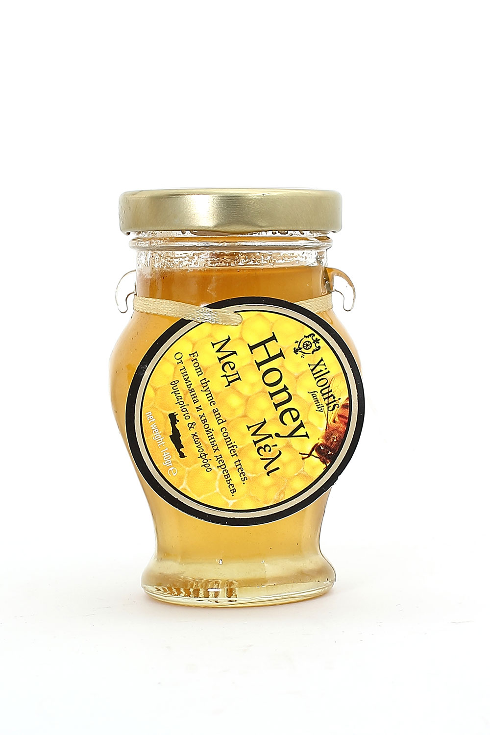 Honey Amforeas140 gr