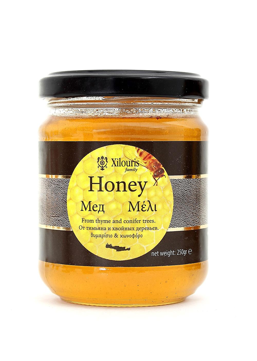Honey Standard 250 gr