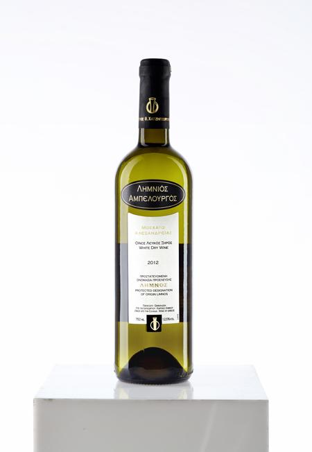 Λημνιός αμπελουργός 750 ml