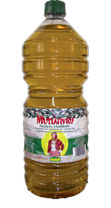 Virgin olive oil MYTILINIO 1 lt