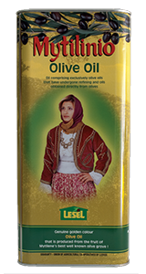 Olive Oil MYTILINIO 5 lt