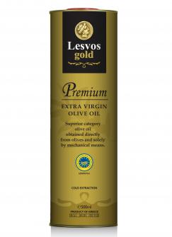 Premium Extra Virgin Olive Oil 500 ml (tin)