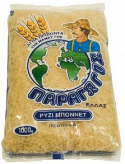 Bonnet Rice Paragogos 1 Kg