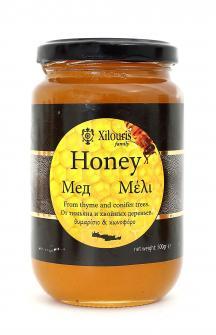 Honey Standard 500 gr
